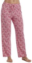 Jockey Women's Pajamas: Fun Floral Pajama Pants