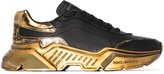 Dolce & Gabbana Daymaster leather sneakers