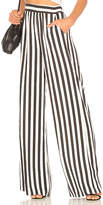 BCBGeneration Palazzo Pant In Black Combo in Black & White. - size L (also in )