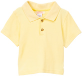 Light Yellow Polo - Infant
