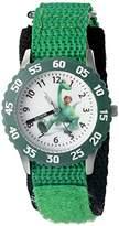 Disney Kids' W002205 Spot and Arlo Analog Display Analog Quartz Watch