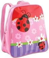 Stephen Joseph Ladybug Go Go Backpack