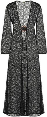 Dodo Bar Or Crocheted cotton maxi dress