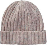 Joe Fresh Men's Nepped Hat, Light Oat Mix (Size O/S)