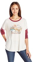 Volcom Juniors Hit the Road Long Sleeve Graphic Tee