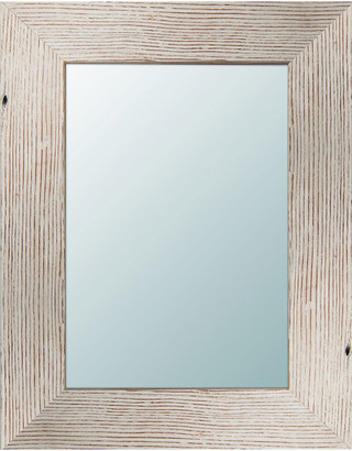 PTM Images Light Wood Mirror