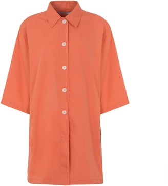 A Line Clothing Tumeric Loose Fit Shirt