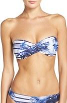 Ted Baker Women's Persian Blue Bandeau Bikini Top