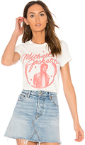 Junk Food Clothing Michael Jackson Tee in White. - size L (also in M)