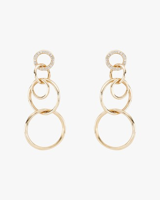 Uno de 50 Mess Drop Earrings