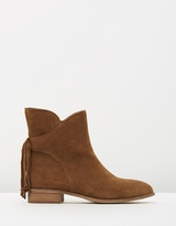Walnut Melbourne Tassie Boots