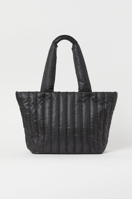 H&M Quilted Shopper