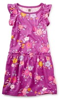 Tea Collection Toddler Girl's Southern Wonders Flutter Dress