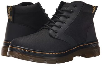 Dr. Martens Bonny Chukka Boot (Black/Extra Tough Nylon/Rubbery) Men's Lace-up Boots