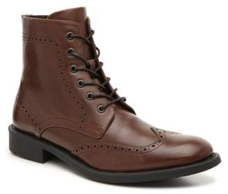 Unlisted Blind-Sided Wingtip Boot