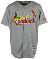 Majestic Boys' St. Louis Cardinals Replica Jersey