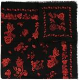 Tory Burch paisley oversized scarf