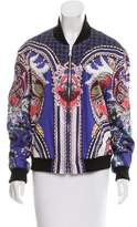 Mary Katrantzou 2017 Printed Bomber