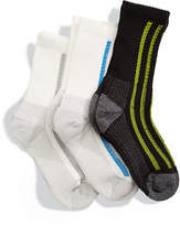 Jack & Jill 3 Pack Sport Crew Socks