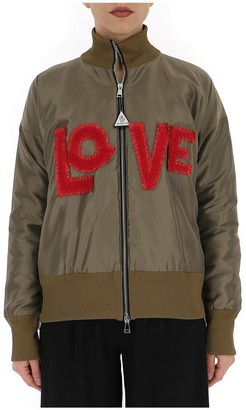 MONCLER GENIUS Moncler 1952 Love Zipped Jacket