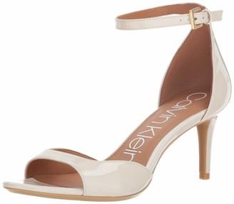 Calvin Klein Women's Luellen Heeled Sandal