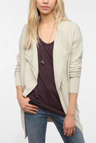 Urban Outfitters Staring at Stars Textured Marl Knit Cardigan