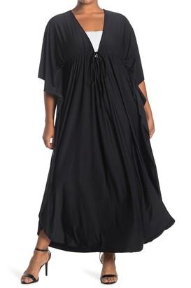 Coldesina Kaftan Dress (Plus Size)