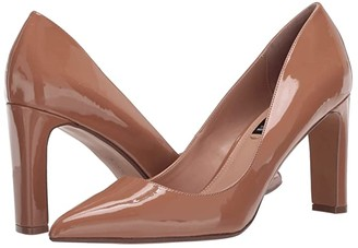 STEVEN NEW YORK Jan (Nude Patent) Women's Shoes