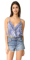 Camilla Cross Front Bodysuit