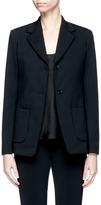 The Row 'Leony' neoprene blazer