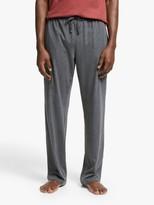 John Lewis & Partners Jersey Organic Cotton Lounge Pants