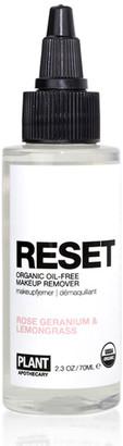 Plant Apothecary Reset Organic Makeup Remover, 2.3 oz./ 75 mL