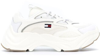 Tommy Jeans Chunky Sole Low-Top Sneakers