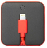 Native Union Wrap Around Cable Charger - Coral