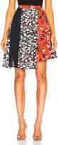 Acne Studios Hanni Print Skirt