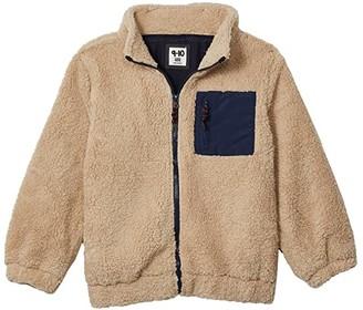 Cotton On Blaze Bomber (Toddler/Little Kids/Big Kids) (Oat) Boy's Clothing
