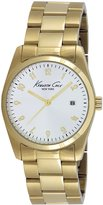 Kenneth Cole New York Women's KC4702 Silver Dial Watch