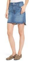 Madewell Women's Step Hem Denim Skirt