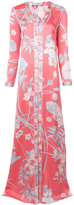 Leonard Syracuse gown - women - Silk/Spandex/Elastane - 36