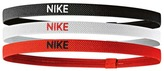 Nike Women's Elastic Hair Bands (3 pack)