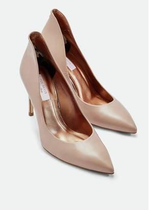 Ted Baker Savioel Heeled Shoes - Mink