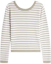 Iris von Arnim Striped Cashmere Pullover