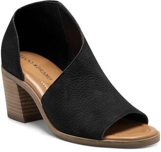 Lucky Brand Roakly Block Heel Sandal
