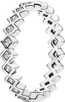 Pandora Ring - Sterling Silver & Cubic Zirconia Alluring Princess