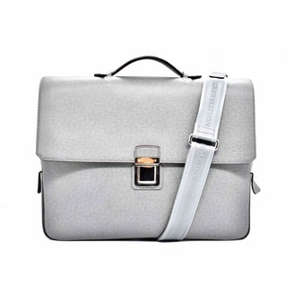 Louis Vuitton Grey Leather Bags