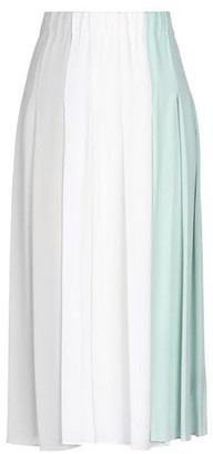 Iris von Arnim 3/4 length skirt