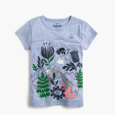 J.Crew Girls' sparkly mermaid Olive and Izzy T-shirt
