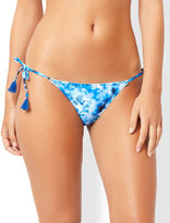 Accessorize Tie Dye Brazilian Bikini Brief
