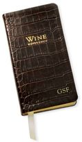 Gump's Graphic Image Personalized Professional Wine Reference