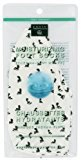 Earth Therapeutics Earth Therp Mstrz Foot Sock Whte/Prnt